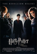 """Movie Posters:Fantasy, Harry Potter and the Order of the Phoenix (Warner Bros., 2007). Rolled, Very Fine. One Sheet (27"""" X 40"""") DS Advance. Fantasy..."""