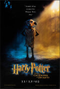 """Movie Posters:Fantasy, Harry Potter and the Chamber of Secrets (Warner Bros., 2002). Rolled, Very Fine. One Sheet (27"""" X 40"""") DS Advance, Page Wood..."""