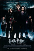 """Movie Posters:Fantasy, Harry Potter and the Goblet of Fire (Warner Bros., 2005). Rolled, Very Fine. One Sheet (27"""" X 40"""") DS Advance. Fantasy.. ..."""