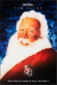 The Santa Clause 2 & Other Lot (Buena Vista, 2002). Rolled & Folded, Overall: Fine/Very Fine. One Sheets (4) (27...