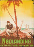 """Movie Posters:Foreign, Aloha, le Chant des Îles (Vega, 1941). Rolled, Fine. Full-Bleed Danish Poster (24.25"""" X 33.5"""") Rodian T. Artwork. Foreign.. ..."""