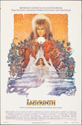 """Movie Posters:Fantasy, Labyrinth (Tri-Star, 1986). Rolled, Very Fine-. One Sheet (27"""" X 41"""")SS, Tim Coconis Artwork. Fantasy.. ..."""