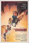 "Movie Posters:Adventure, The Goonies (Warner Bros., 1985). Rolled, Fine/Very Fine. One Sheet (27"" X 41"") SS, Drew Struzan Artwork. Adventure.. ..."