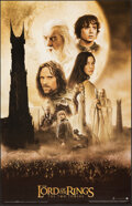Movie Posters:Fantasy, The Lord of the Rings: The Two Towers (New Line/Funky Enterprises, 2002). Rolled, Very Fine/Near Mint. Commercial Poster (22...