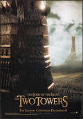 """Movie Posters:Fantasy, The Lord of the Rings: The Two Towers (New Line/Sonis, 2002). Rolled, Fine/Very Fine. French Commercial Poster (26.75"""" X 38...."""
