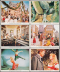 """Movie Posters:Fantasy, The Wonderful World of the Brothers Grimm (MGM, 1962). Very Fine. Color Photo Set of 12 (8"""" X 10""""). Fantasy.. ..."""
