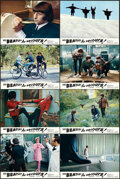 """Movie Posters:Rock and Roll, Help! (United Artists, 1965). Near Mint. French Lobby Card Sets of 12 (2 Sets) (11"""" X 14"""") with Original Envelopes (2). A & ... (Total: 26 Items)"""
