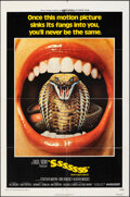 """Movie Posters:Horror, SSSSSSS & Other Lot (Universal, 1973). Folded, Overall: Fine+. One Sheets (2) (27"""" X 41""""). Horror.. ... (Total: 2 Items)"""