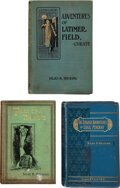 Books:Mystery & Detective Fiction, Silas K. Hocking. Group of Three Turn-of-The-Century Crime Fiction Novels. London: Various publishers, 1898-1903.... (Total: 3 Items)