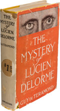 Books:Mystery & Detective Fiction, Guy de Teramond. The Mystery of Lucien Delorme. New York: Appleton, 1915. First American edition. ...
