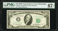 Small Size:Federal Reserve Notes, Fr. 2012-C $10 1950B Federal Reserve Note. PMG Superb Gem Unc 67 EPQ.. ...