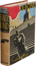 Books:Mystery & Detective Fiction, John Easton. Ferrol Bond. London: Putnam, [1933]. First edition. Inscribed by the author on the front free endpaper....