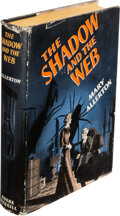 Books:Mystery & Detective Fiction, Mary Allerton. The Shadow and the Web. Indianapolis: Bobbs-Merrill, [1940]. First edition. ...