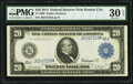 Large Size:Federal Reserve Notes, Fr. 1002 $20 1914 Federal Reserve Note PMG Very Fine 30 EPQ.. ...