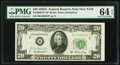 Small Size:Federal Reserve Notes, Fr. 2060-B* $20 1950A Federal Reserve Note. PMG Choice Uncirculated 64 EPQ.. ...