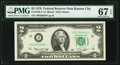 Small Size:Federal Reserve Notes, Fr. 1935-J* $2 1976 Federal Reserve Note. PMG Superb Gem Unc 67 EPQ.. ...