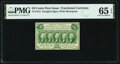 Fr. 1312 50¢ First Issue PMG Gem Uncirculated 65 EPQ