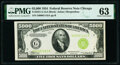 Small Size:Federal Reserve Notes, Fr. 2221-G $5,000 1934 Federal Reserve Note. PMG Choice Uncirculated 63.. ...