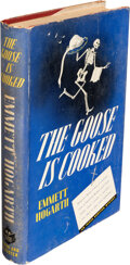 Books:Mystery & Detective Fiction, Emmett Hogarth. The Goose Is Cooked. New York: Simon and Schuster, 1940. First edition. ...
