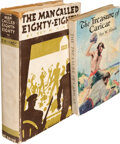 Books:Mystery & Detective Fiction, Roy W. Hinds. Lot of Two First Editions. New York: [various publishers], 1927-1930.... (Total: 2 Items)