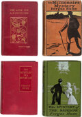 Books:Mystery & Detective Fiction, Fergus Hume. Group of Four Mystery Novels. London: [Various Publishers], 1894-1908. First edition.... (Total: 4 Items)
