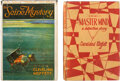 Books:Mystery & Detective Fiction, Cleveland Moffett. Pair of French Mysteries. New York and London: Various publisher's, 1925-1927. First editions. ... (Total: 2 Items)