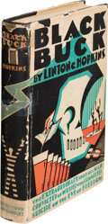 Books:Mystery & Detective Fiction, Linton C. Hopkins. Black Buck. Boston: Little, Brown and Co., 1931. First edition....