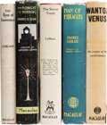 Books:Mystery & Detective Fiction, Maurice LeBlanc. Group of Five Novels Published by Macaulay Co. New York, 1920-1935. Presumed first American editions.... (Total: 5 Items)