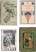 Books:Mystery & Detective Fiction, Fergus Hume. Group of Four Novels. London and New York: 1890-1908. First editions. ... (Total: 4 Items)