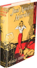 Books:Mystery & Detective Fiction, Douglas Furber. Just Another Murder. London: Dakers, [1950]. First edition. ...