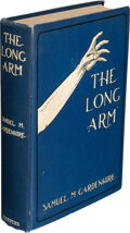 Books:Mystery & Detective Fiction, Samuel M. Gardenhire. The Long Arm. New York: Harper, 1906. First edition. Inscribed by the author on the front free...