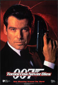 "Movie Posters:James Bond, Tomorrow Never Dies (UIP, 1997). Rolled, Very Fine. Dutch Commercial Poster (27"" X 39""). James Bond.. ..."