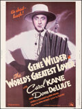 """Movie Posters:Comedy, The World's Greatest Lover & Other Lot (20th Century Fox, 1977). Rolled, Overall: Fine/Very Fine. Posters (2) (30"""" X 40""""). C... (Total: 2 Items)"""