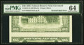 Error Notes:Inverted Reverses, Inverted Back Error Fr. 2075-D $20 1985 Federal Reserve Note. PMG Choice Uncirculated 64.. ...