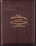 Heath's Infallible Counterfeit Detector At Sight Banking and Counting House Edition Second Edition Laban Heath 1866/18...