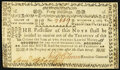 Colonial Notes:New Hampshire, New Hampshire November 3, 1775 40s Extremely Fine.. ...