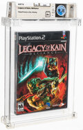 Video Games:Playstation, Legacy of Kain: Defiance - Wata 9.8 A+ Sealed, PS2 Eidos 2003 USA...