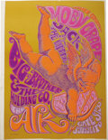 Music Memorabilia:Posters, Big Brother and the Holding Company Concert Poster Group (1967).The legendary San Francisco band that launched the career o...(Total: 2 )