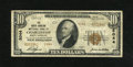 National Bank Notes:South Carolina, Charleston, SC - $10 1929 Ty. 2 The South Carolina NB Ch. # 2044. This is a tougher denomination and type on this bank. ...