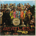 "Music Memorabilia:Recordings, Beatles ""Sgt. Pepper's Lonely Hearts Club Band"" Sealed Mono LP(Capitol 2653, 1967). The Fab Four had so many great albums, ..."