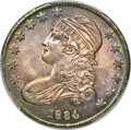 1834 50C Small Date, Small Letters, O-114, R.1, MS64+ PCGS. CAC....(PCGS# 39918)