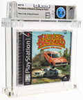 Video Games:Playstation, The Dukes of Hazzard: Racing for Home - Wata 9.8 A++ Sealed [Sony Security Label], PS1 Southpeak 1999 USA. ...