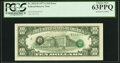 Error Notes:Third Printing on Reverse, Third Printing on Back Error Fr. 2024-B $10 1977A Federal Reserve Note. PCGS Choice New 63PPQ.. ...