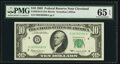 Small Size:Federal Reserve Notes, Fr. 2016-D $10 1963 Federal Reserve Note. PMG Gem Uncirculated 65 EPQ.. ...