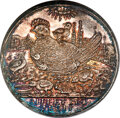"Switzerland, Switzerland: Basel. City Medallic ""Hen"" Taler ND (1629-1653) MS64 NGC,... (Total: 2 coins)"