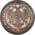 "Switzerland, Switzerland: Zurich. Canton ""Stampfer"" Taler ND (c. 1560) MS64 NGC,..."