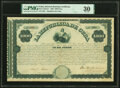 World Currency, Cuba Interest Bearing Certificate, La Republica de Cuba 1000 Pesos 1.6.1869 Pick Unlisted PMG Very Fine 30.. ...
