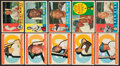 Baseball Cards:Sets, 1960 Topps Baseball Partial Set (360/572) Plus Extra McCovey Rookie. ...