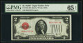 Fr. 1503 $2 1928B Legal Tender Note. PMG Gem Uncirculated 65 EPQ