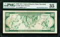 Error Notes:Large Size Inverts, Inverted Back Error Fr. 1098 $100 1914 Federal Reserve Note PMG Choice Very Fine 35.. ...